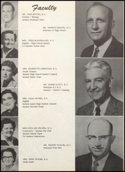 Page 10, 1958 Edition, Heavener High School - Wolf Yearbook (Heavener, OK) online yearbook collection