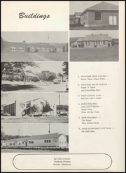 Page 12, 1958 Edition, Heavener High School - Wolf Yearbook (Heavener, OK) online yearbook collection