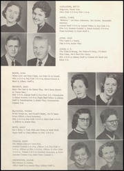 Page 14, 1958 Edition, Heavener High School - Wolf Yearbook (Heavener, OK) online yearbook collection