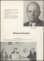 Page 8, 1958 Edition, Heavener High School - Wolf Yearbook (Heavener, OK) online yearbook collection