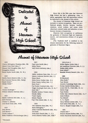 Page 6, 1962 Edition, Heavener High School - Wolf Yearbook (Heavener, OK) online yearbook collection