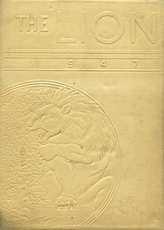 Page 1, 1947 Edition, Chandler High School - Lion Yearbook (Chandler, OK) online yearbook collection