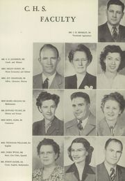 Page 17, 1947 Edition, Chandler High School - Lion Yearbook (Chandler, OK) online yearbook collection