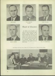Page 12, 1948 Edition, Chandler High School - Lion Yearbook (Chandler, OK) online yearbook collection