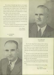 Page 13, 1948 Edition, Chandler High School - Lion Yearbook (Chandler, OK) online yearbook collection