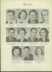 Page 14, 1948 Edition, Chandler High School - Lion Yearbook (Chandler, OK) online yearbook collection