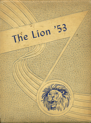 1953 Edition, Chandler High School - Lion Yearbook (Chandler, OK)