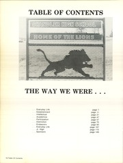 Page 14, 1975 Edition, Chandler High School - Lion Yearbook (Chandler, OK) online yearbook collection