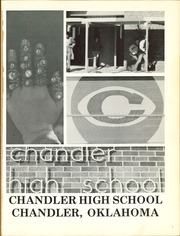 Page 5, 1975 Edition, Chandler High School - Lion Yearbook (Chandler, OK) online yearbook collection
