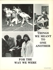 Page 9, 1975 Edition, Chandler High School - Lion Yearbook (Chandler, OK) online yearbook collection
