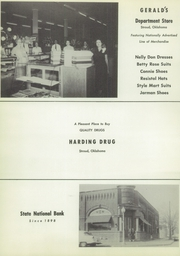 Page 18, 1955 Edition, Stroud High School - Tiger Yearbook (Stroud, OK) online yearbook collection