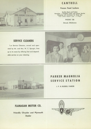 Page 25, 1955 Edition, Stroud High School - Tiger Yearbook (Stroud, OK) online yearbook collection