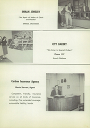 Page 28, 1955 Edition, Stroud High School - Tiger Yearbook (Stroud, OK) online yearbook collection