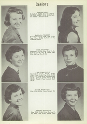 Page 31, 1955 Edition, Stroud High School - Tiger Yearbook (Stroud, OK) online yearbook collection