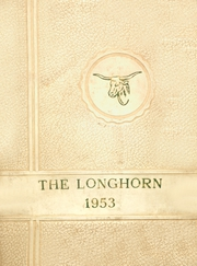 Page 1, 1953 Edition, Inola High School - Longhorn Yearbook (Inola, OK) online yearbook collection