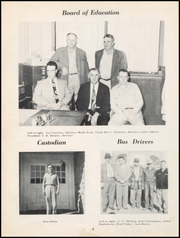 Page 14, 1955 Edition, Inola High School - Longhorn Yearbook (Inola, OK) online yearbook collection