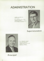 Page 14, 1956 Edition, Inola High School - Longhorn Yearbook (Inola, OK) online yearbook collection