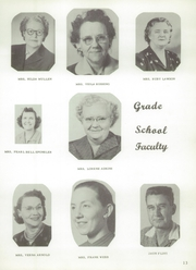 Page 17, 1956 Edition, Inola High School - Longhorn Yearbook (Inola, OK) online yearbook collection