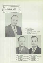 Page 11, 1954 Edition, Jones High School - Lariat Yearbook (Jones, OK) online yearbook collection