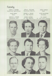 Page 15, 1954 Edition, Jones High School - Lariat Yearbook (Jones, OK) online yearbook collection
