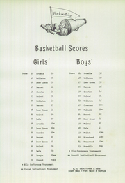 Page 17, 1954 Edition, Jones High School - Lariat Yearbook (Jones, OK) online yearbook collection