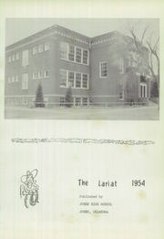 Page 7, 1954 Edition, Jones High School - Lariat Yearbook (Jones, OK) online yearbook collection