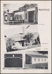 Page 10, 1952 Edition, Morris High School - Eagle Yearbook (Morris, OK) online yearbook collection