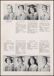 Page 12, 1952 Edition, Morris High School - Eagle Yearbook (Morris, OK) online yearbook collection