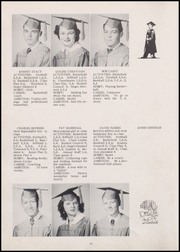 Page 14, 1952 Edition, Morris High School - Eagle Yearbook (Morris, OK) online yearbook collection
