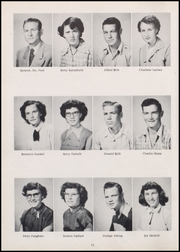 Page 16, 1952 Edition, Morris High School - Eagle Yearbook (Morris, OK) online yearbook collection