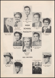 Page 12, 1953 Edition, Morris High School - Eagle Yearbook (Morris, OK) online yearbook collection