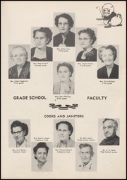 Page 13, 1953 Edition, Morris High School - Eagle Yearbook (Morris, OK) online yearbook collection