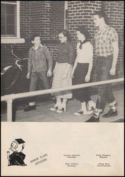 Page 14, 1953 Edition, Morris High School - Eagle Yearbook (Morris, OK) online yearbook collection