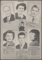 Page 15, 1953 Edition, Morris High School - Eagle Yearbook (Morris, OK) online yearbook collection