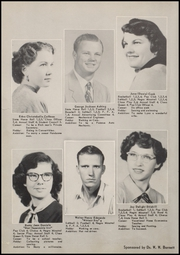 Page 16, 1953 Edition, Morris High School - Eagle Yearbook (Morris, OK) online yearbook collection