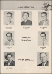 Page 9, 1953 Edition, Morris High School - Eagle Yearbook (Morris, OK) online yearbook collection