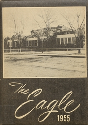 1955 Edition, Morris High School - Eagle Yearbook (Morris, OK)
