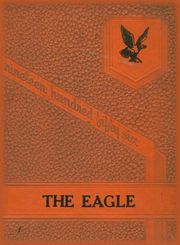 1956 Edition, Morris High School - Eagle Yearbook (Morris, OK)