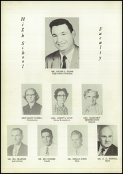 Page 10, 1957 Edition, Morris High School - Eagle Yearbook (Morris, OK) online yearbook collection