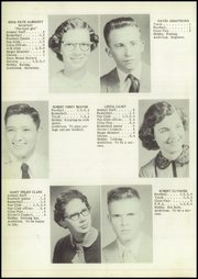 Page 14, 1957 Edition, Morris High School - Eagle Yearbook (Morris, OK) online yearbook collection