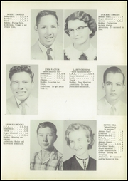Page 15, 1957 Edition, Morris High School - Eagle Yearbook (Morris, OK) online yearbook collection