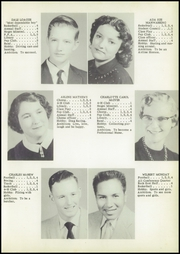 Page 17, 1957 Edition, Morris High School - Eagle Yearbook (Morris, OK) online yearbook collection