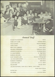 Page 8, 1957 Edition, Morris High School - Eagle Yearbook (Morris, OK) online yearbook collection