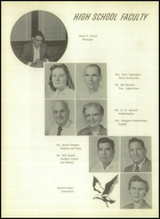 Page 10, 1958 Edition, Morris High School - Eagle Yearbook (Morris, OK) online yearbook collection