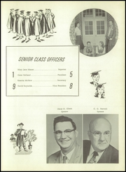 Page 13, 1958 Edition, Morris High School - Eagle Yearbook (Morris, OK) online yearbook collection