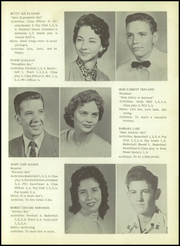 Page 15, 1958 Edition, Morris High School - Eagle Yearbook (Morris, OK) online yearbook collection