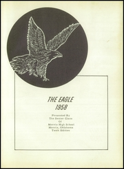 Page 5, 1958 Edition, Morris High School - Eagle Yearbook (Morris, OK) online yearbook collection