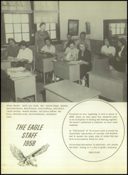 Page 6, 1958 Edition, Morris High School - Eagle Yearbook (Morris, OK) online yearbook collection