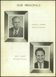 Page 10, 1959 Edition, Morris High School - Eagle Yearbook (Morris, OK) online yearbook collection