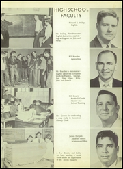 Page 11, 1959 Edition, Morris High School - Eagle Yearbook (Morris, OK) online yearbook collection